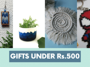 Unique Gifts under Rs 500