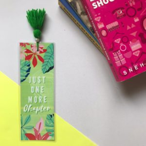 Wonderwheelstore | 21 | Bookmark Green