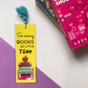 Wonderwheelstore | 21 | Bookmark Yellow