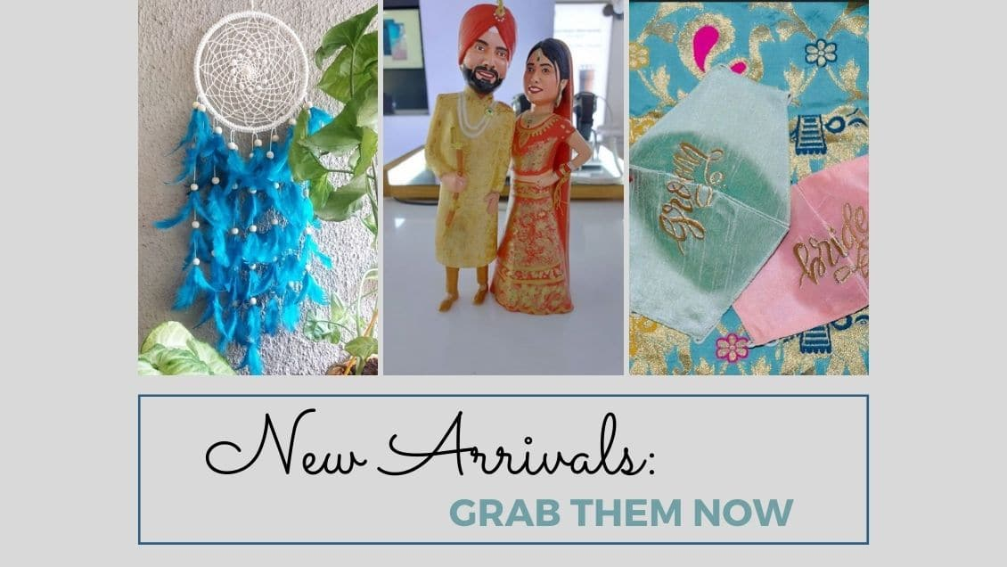 This Month's New Arrivals: Grab Them Now!