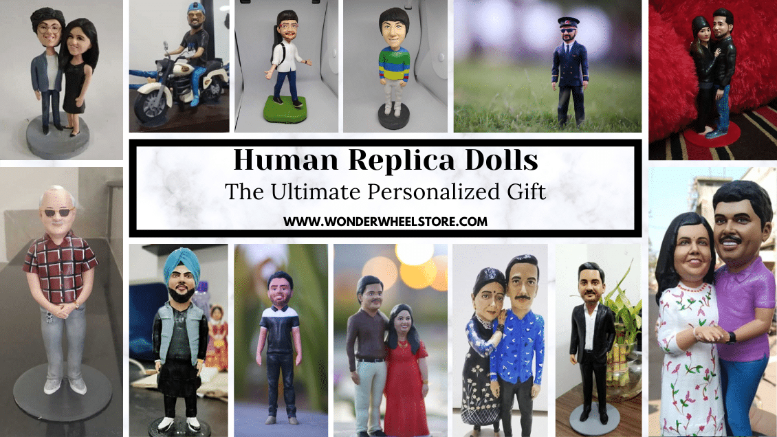 Human Replica Dolls- The Ultimate Personalized Gift