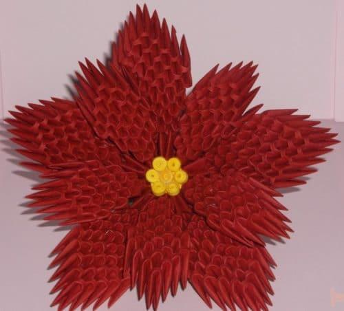 Wonderwheelstore 15 3d Origami Flower 0071
