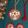 Panki Design with Jute Neckpiece with Earrings set