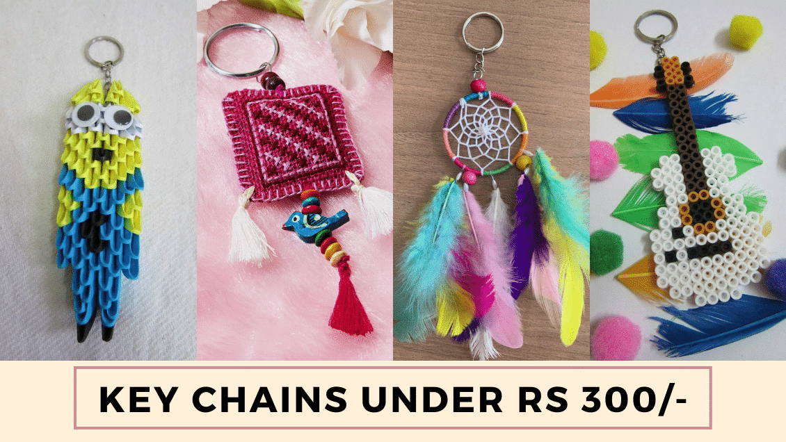 Key chains under Rs 300/-